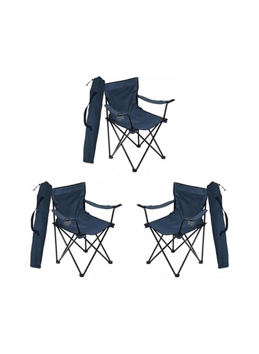 Bofigo Kamp Sandalyesi Mavi